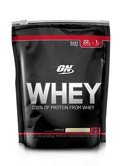 Optimum Nutrition ON Whey (1.82 lbs, Vanilla)