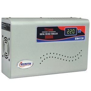 Microtek EM4130 Plus Digital Voltage Stabilizer