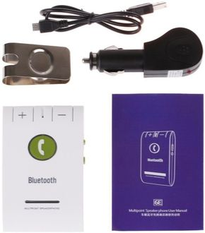 Maxbell Bluetooth Multipoint Car Kit