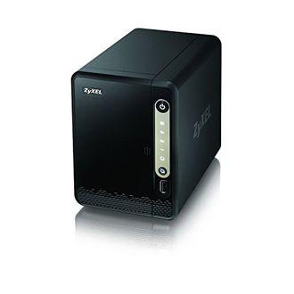 ZyXel NAS326 2-Bay Personal Cloud Storage