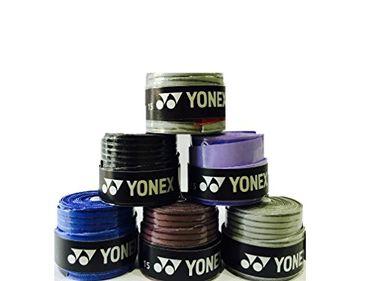 Yonex Etech Badminton Racket Grip (Pack Of 6)