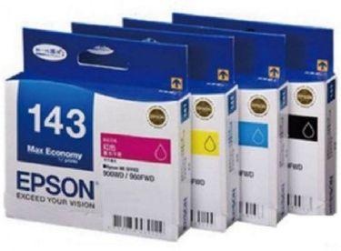 Epson 143N Multicolor Ink Cartridge