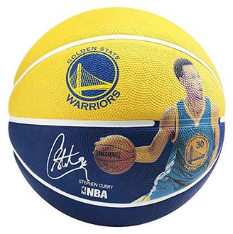 Spalding Player Curry Basketball (Size 7)