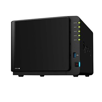 Synology DiskStation DS916  Diskless Network Attached Storage