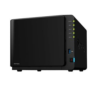 Synology DiskStation DS416play Diskless Network Attached Storage