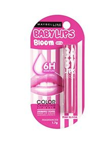 Maybelline Baby Lips Color Changing Lip Balm (Pink Bloom)