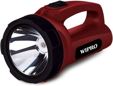 Wipro Emerald Rechargeable Torch Light