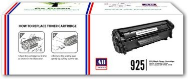 AB Cartridge 925 Black Toner Cartridge