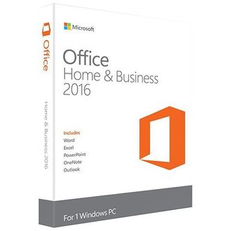Microsoft Office Home and Business 2016 1Pc Lifetime