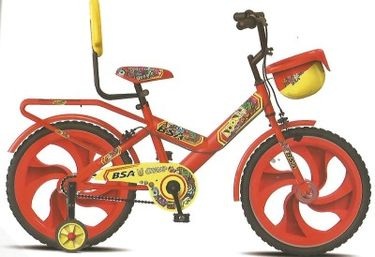 BSA Champ Doddle Kids Bicycle (14 Inch)