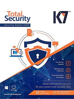 K7 Total Security 2016 1User 1Year