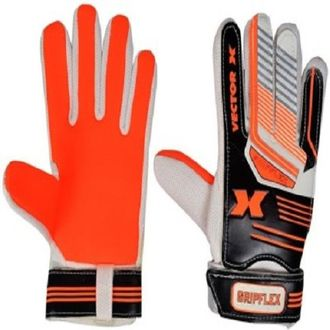 Vector X Grip Flex Goal Keeping Gloves (Size 6)