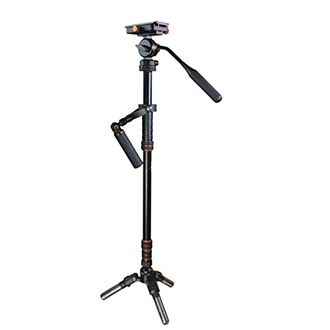 E-image MC-120 Handheld Carbon Stabilizer Steadycam (With Head)
