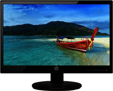 HP 19KA 18.5 inch LED Monitor