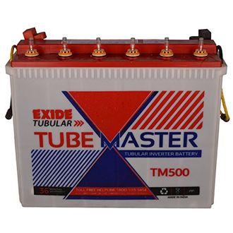 Exide TM 500 150AH Tubular Battery