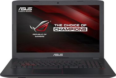 Asus ROG (GL552VW-CN430T) Notebook