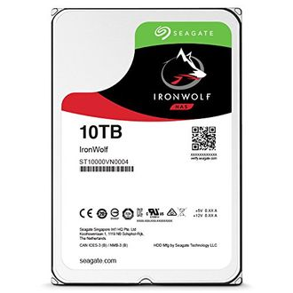 Seagate IronWolf (ST10000VN0004) 10TB NAS Hard Disk