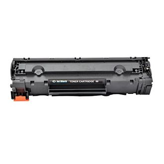 Jet Black 88A Black Toner Cartridge