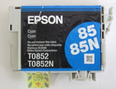 Epson 85N C13T122200 Cyan Ink Cartridge
