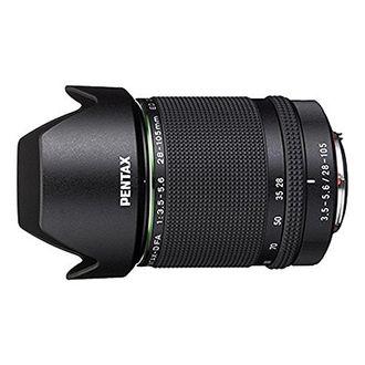 Pentax D FA 28-105mm F3.5-5.6 ED DC WR Zoom lens