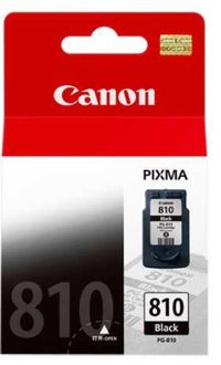 Canon PG 810 Black Ink Cartridge
