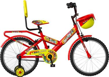 BSA Champ Doddle Kids Bicycle (20 Inch)