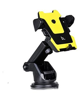 Hoco CA2 Retractable Mobile Phone Car Holder Mount