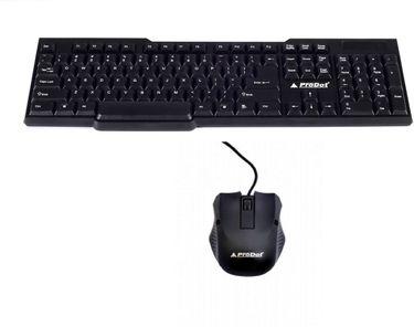 ProDot KB-207s USB Keyboard & Mouse Combo
