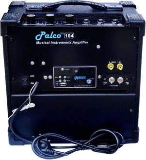 Palco PAL-104-USB 25W AV Power Amplifier