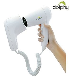 Dolphy HD-002 Professional Wall mounted Hair Dryer