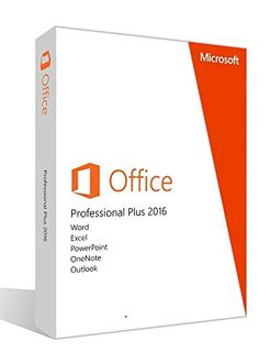 Microsoft Office Professional Plus 2016 1PC Lifetime Product key
