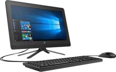 HP 20-C020IL (Core i3 6th Gen, 4GB, 1TB, DOS, 19.5-Inch) All In One Desktop
