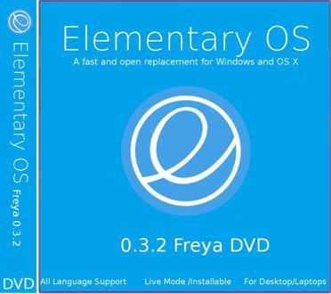 Elementary OS 0.3.1 Freya (64 bit) Operating System