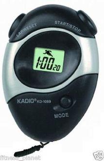 Kadio Professional Quartz Timer, Alarm Stopwatch