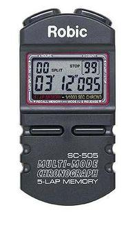 Robic SC-505W Stop Watch