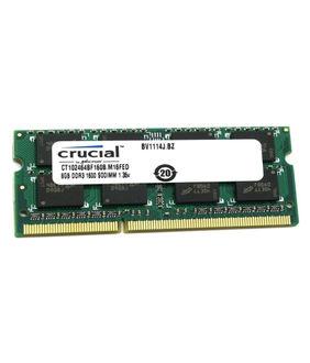 Crucial (CT102464BA160B) 8GB DDR3 Ram