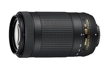 Nikon AF-P DX Nikkor 70-300mm f/4.5-6.3G ED VR Lens (For Nikon)