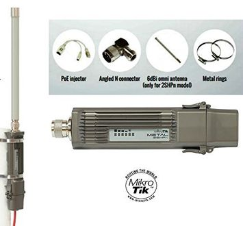 MikroTik RouterBOARD Metal 2SHPN Access Point