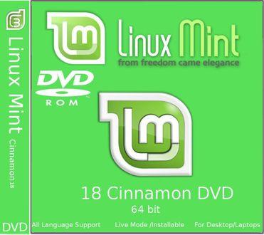 Linux Mint 18 Cinnamon (64 bit) Operating System