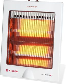 Singer Heatglow Plus 800W Quartz Room Heater