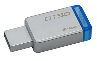 Kingston DataTraveler 50 (DT50) 64GB USB 3.1 Pendrive