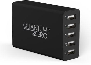 QuantumZero QZ-WC14 SmartQ 5-Port Desktop Charger