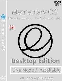 Elementary OS 0.4 Loki (32 bit) Operating System