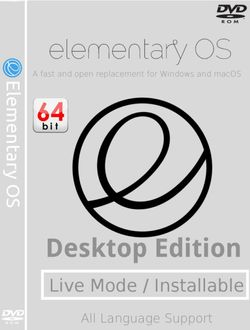 Elementary OS 0.4 Loki (64 bit) Operating System