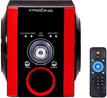 Krisons Semi-Portable Bluetooth Multimedia FM Speaker