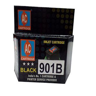 AC-Cartridge 901B Black Ink Cartridge