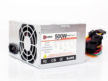Enter E-500R 500W SMPS Power supply