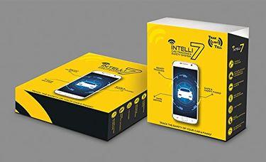 Trak N Tell INTELLI7 GPS Tracking Device For Mahindra Thar