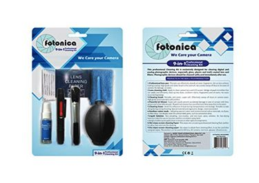 FOTONICA 9 in 1 Professional Cleaning Kit
