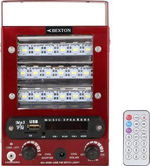 Bexton MU-0998 Barsana USB FM Radio Player